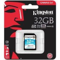 Карта памяти Kingston 32GB SDG-32GB