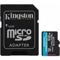 Карта памяти Kingston 512GB SDCG3-512GB