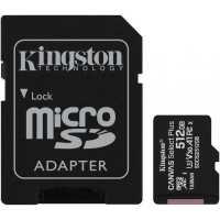 Карта памяти Kingston 512GB SDCS2-512GB