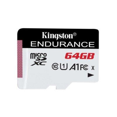 карта памяти Kingston 64GB SDCE-64GB