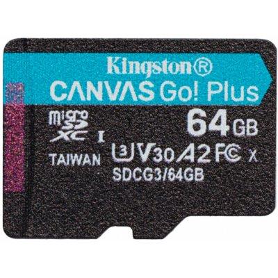 карта памяти Kingston 64GB SDCG3-64GBSP
