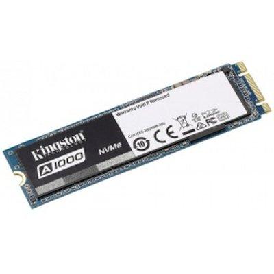 SSD диск Kingston A1000 240Gb SA1000M8-240G