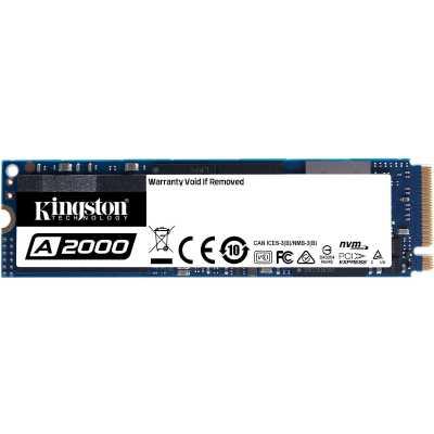 SSD диск Kingston A2000 250Gb SA2000M8/250G