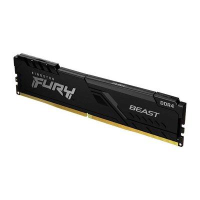 оперативная память Kingston Fury Beast Black KF426C16BB/4