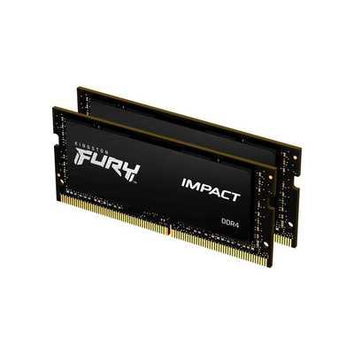 оперативная память Kingston Fury Impact KF429S17IB1K2/32