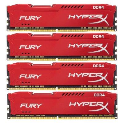 оперативная память Kingston HX426C16FRK4-64