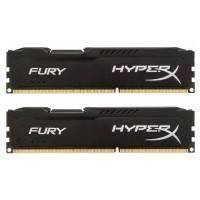 Оперативная память Kingston HyperX Fury Black HX316C10FBK2-8