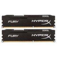 Оперативная память Kingston HyperX Fury Black HX316LC10FBK2/8