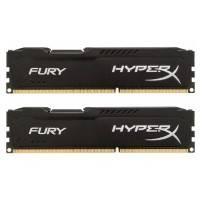 Оперативная память Kingston HyperX Fury Black HX318C10FBK2/8