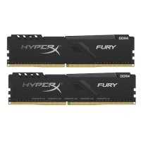 Оперативная память Kingston HyperX Fury Black HX426C16FB3K2/16