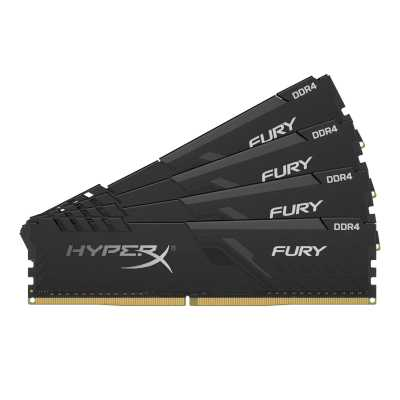 оперативная память Kingston HyperX Fury Black HX426C16FB3K4/128