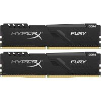 Оперативная память Kingston HyperX Fury Black HX430C15FB3K2/16