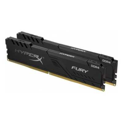 оперативная память Kingston HyperX Fury Black HX434C17FB4K2/32