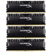 Оперативная память Kingston HyperX Fury Black HX436C17PB3K4/64