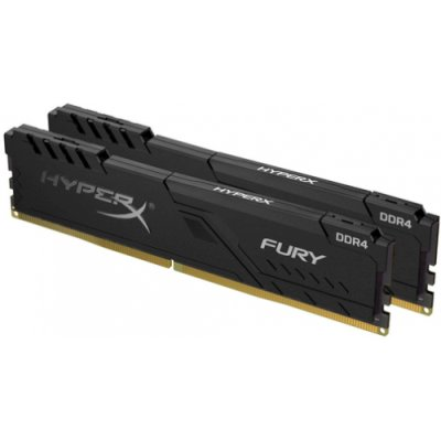 оперативная память Kingston HyperX Fury Black HX436C18FB3K2/64