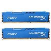 Оперативная память Kingston HyperX Fury Blue HX318C10FK2/16
