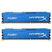 Оперативная память Kingston HyperX Fury Blue HX318C10FK2/8