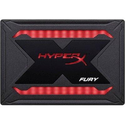 SSD диск Kingston HyperX Fury RGB 240Gb SHFR200-240G