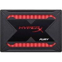 SSD диск Kingston HyperX Fury RGB 480Gb SHFR200-480G