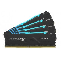 Оперативная память Kingston HyperX Fury RGB HX424C15FB3AK4-32