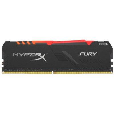 оперативная память Kingston HyperX Fury RGB HX430C15FB3AK2/32