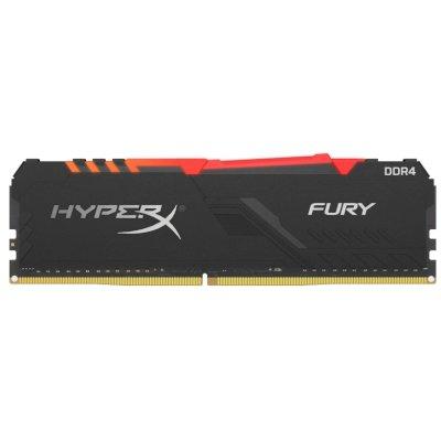 оперативная память Kingston HyperX Fury RGB HX432C16FB3AK2/16