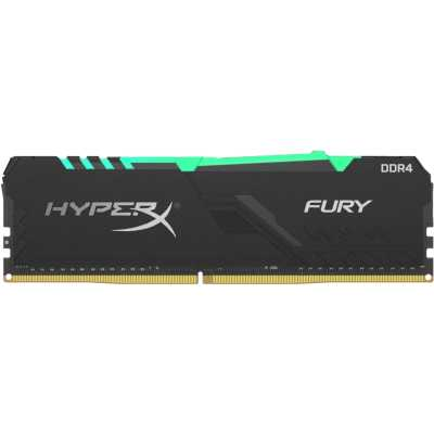 оперативная память Kingston HyperX Fury RGB HX436C18FB4A/16