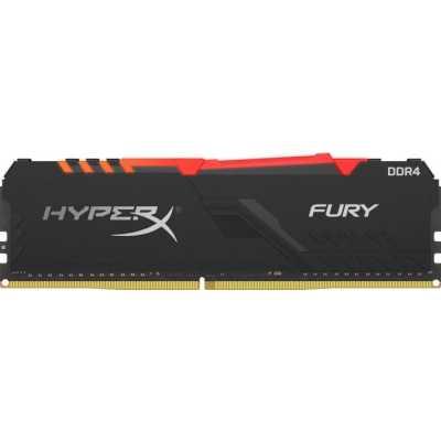 оперативная память Kingston HyperX Fury RGB HX437C19FB3A/16
