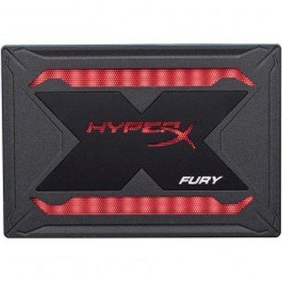 SSD диск Kingston HyperX Fury RGB SHFR200B-240G