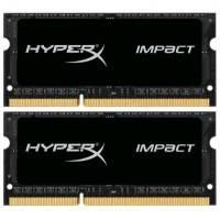Оперативная память Kingston HyperX Impact HX318LS11IBK2/16