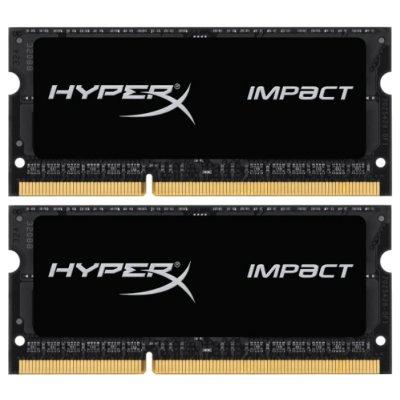 оперативная память Kingston HyperX Impact HX318LS11IBK2/8