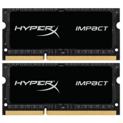 оперативная память Kingston HyperX Impact HX321LS11IB2K2/16