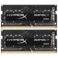 Оперативная память Kingston HyperX Impact HX429S17IB2K2/16
