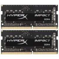 Оперативная память Kingston HyperX Impact HX429S17IB2K2/32