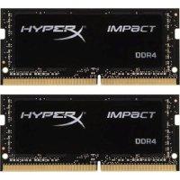 Оперативная память Kingston HyperX Impact HX432S20IBK2/32