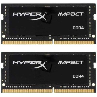 оперативная память Kingston HyperX Impact HX432S20IBK2/64