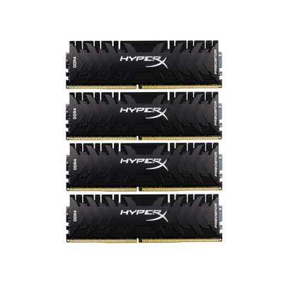 оперативная память Kingston HyperX Predator HX433C16PB3K4/64