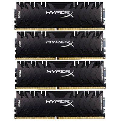 оперативная память Kingston HyperX Predator HX436C17PB4K4/32