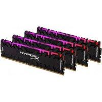 Оперативная память Kingston HyperX Predator RGB HX436C17PB4AK4/32