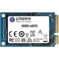 SSD диск Kingston KC600 256Gb SKC600MS/256G