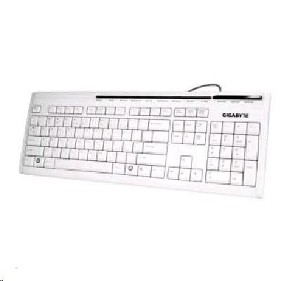 клавиатура GigaByte GK-K6150V2 White