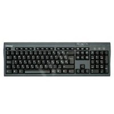клавиатура Win 95 Black PS/2 2222