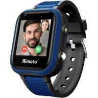Умные часы Knopka Aimoto Pro Indigo 4G Black 9500102