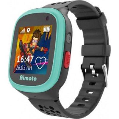 умные часы Knopka Aimoto Start 2 Black 9900202