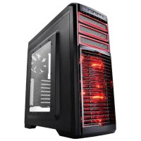 Корпус Deepcool Kendomen Red-Black