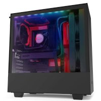 NZXT H510i Black-Red
