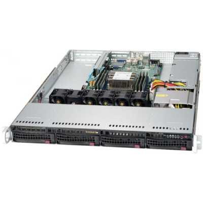 сервер KNS SYS-5019P-WT 10С