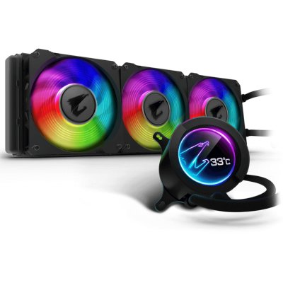 кулер GigaByte Aorus Liquid Cooler 360