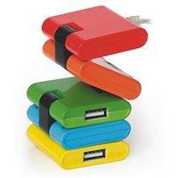 Разветвитель USB Konoos UK-06