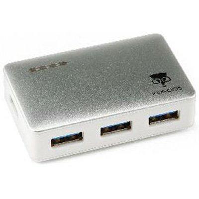 разветвитель USB Konoos UK-33